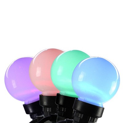 Kaemingk 20ct Led Color Changing G45 Globe Christmas Lights