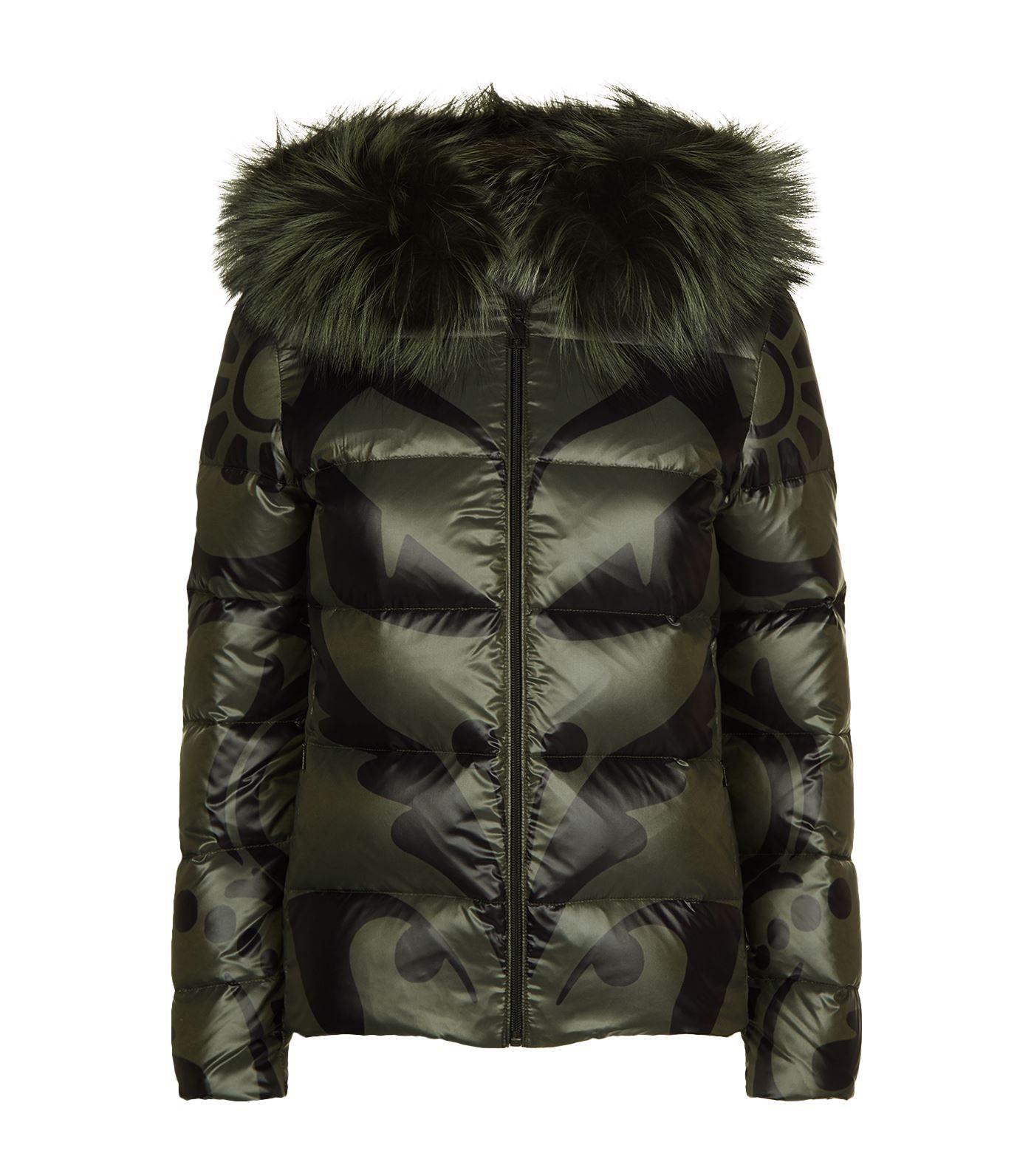 Fendi Giant Brocade Puffer Jacket Harrods Com Puffer Jackets Quilted Puffer Jacket Combat Jacket [ 1592 x 1400 Pixel ]