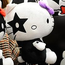 Kiss Teams Up With Hello Kitty For Tv Show With Images Hello