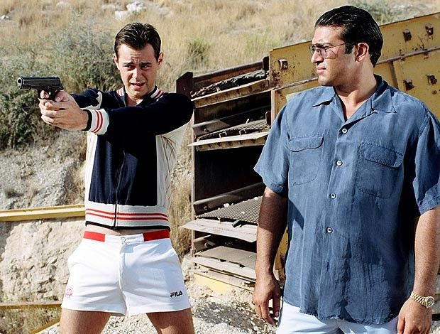24e6a3a64e409 The business Danny Dyer and Tamer Hassan | The business movie | 80s ...