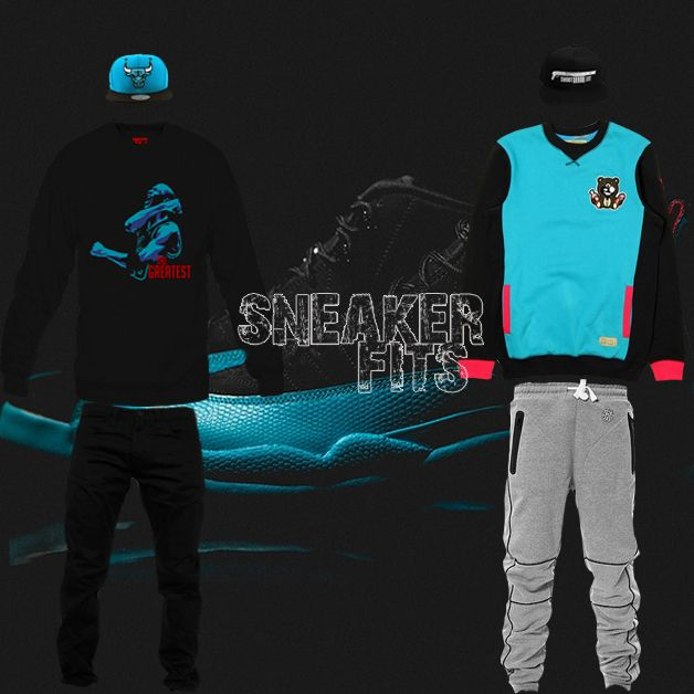 de0fc8ba5057 ... BLUE What To Wear With The Air Jordan 12 Gamma - SneakerFits Swag  Outfits