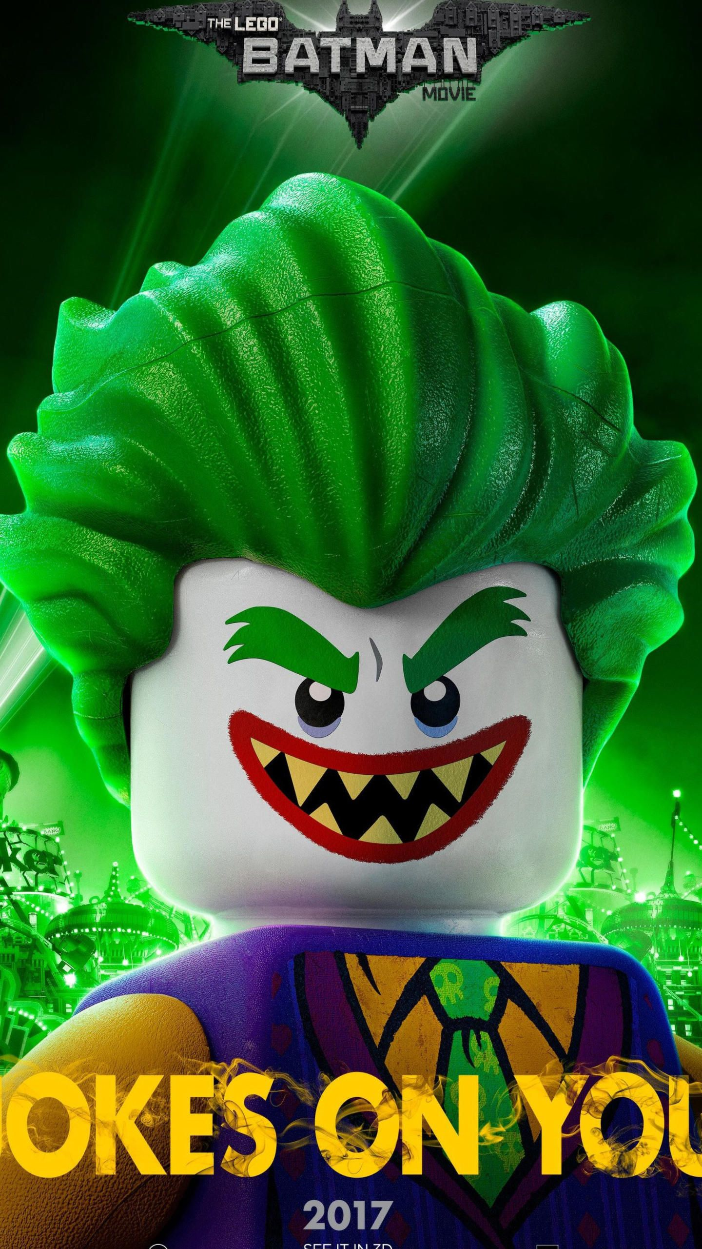 Joker The Lego Batman Hd Movies Wallpapers Photos And Pictures In