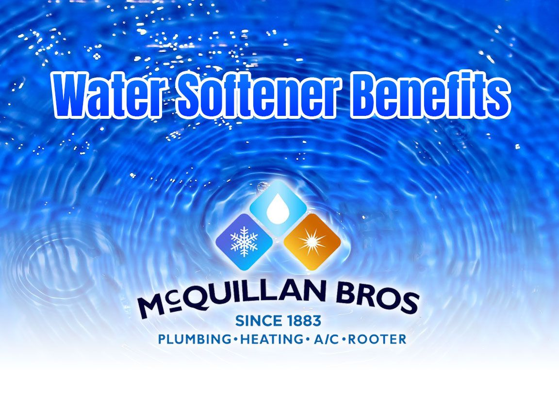 What Are the Benefits of Water Softeners? | Water