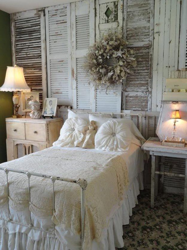 Diy Shabby Chic Bedroom