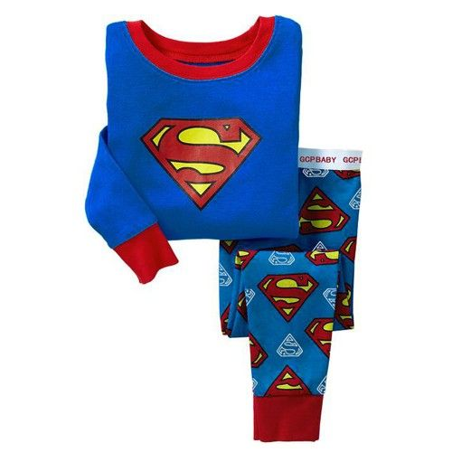 ملابس بجايم بجامات متجر باتز بجامة اطفال فاشن موضه ازياء الصيف بجامة صيفية سوبر مان ملابس اطفال اطفا Baby Boy Pajamas Kids Sleepwear Boys Sleepwear