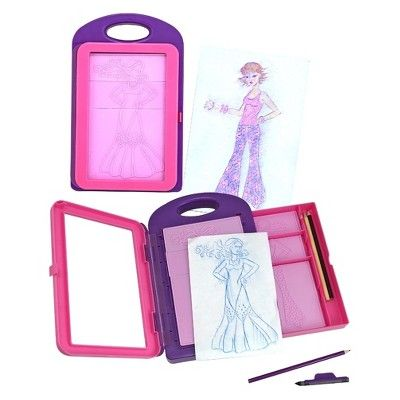 Melissa Doug Fashion Design Art Activity Kit 9 Double Sided Rubbing Plates 4 Pencils Crayon In 2020 Mix Match Fashion Christmas Gifts For Girls Fashion Plates
