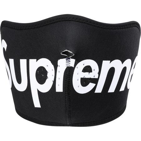 outlet store d1e3a 079c5 curatedsupply.com - Supreme Neoprene Face Mask Black,  74.99 (http