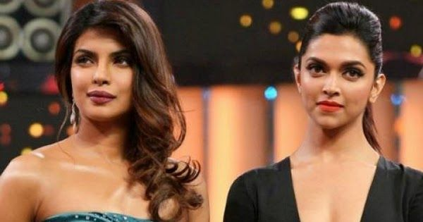 Priyanka Chopra Has Just Reacted To The Constant Comparisons Between Her And Deepika Padukone While Speaking At The Re Priyanka Chopra Chopra Deepika Padukone