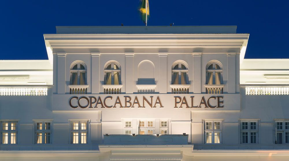 Resultado de imagen para COPACABANA PALACE HOTEL