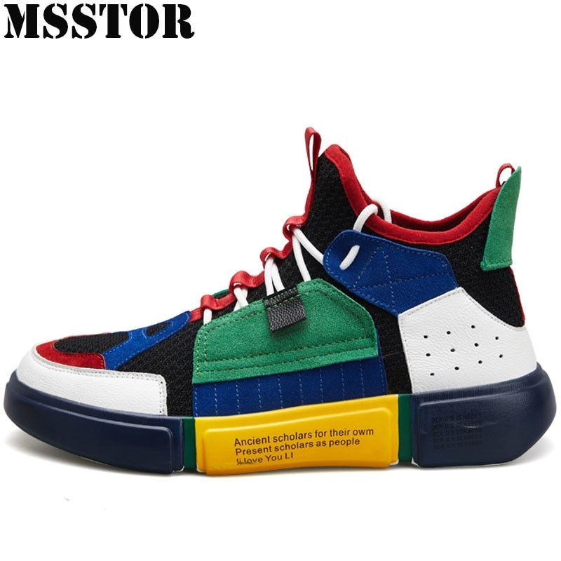 6bbe04590d6be7 MSSTOR 2018 Men s Running Shoes Man Brand Outdoor Athletic Men Sport Shoes  Man Brand Summer Breathable