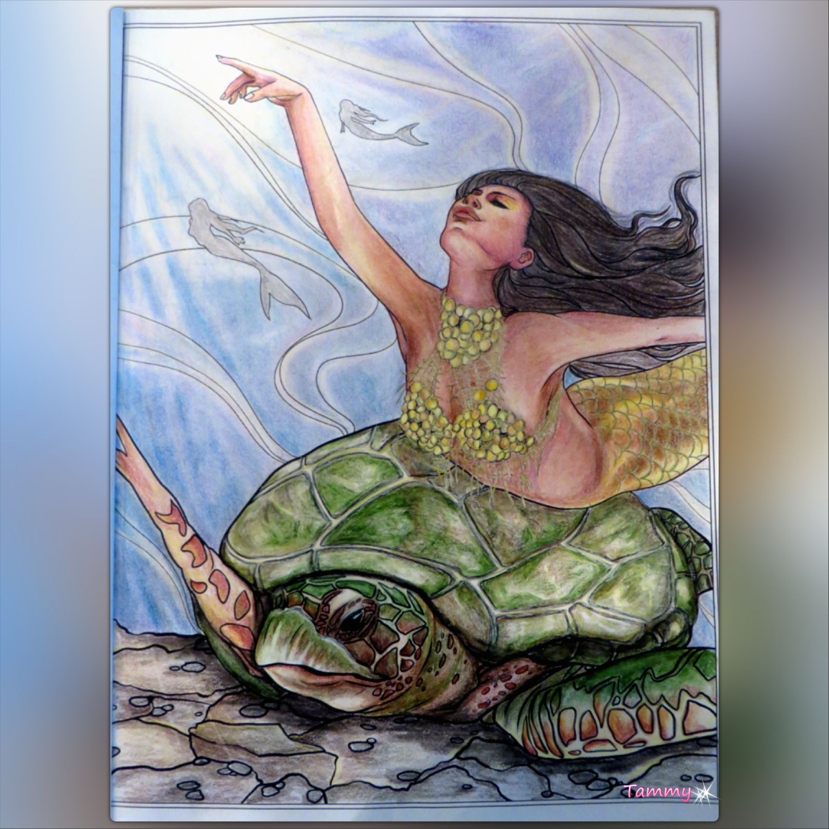 """""""Homeward"""" Selina Fenech , Mermaids"""