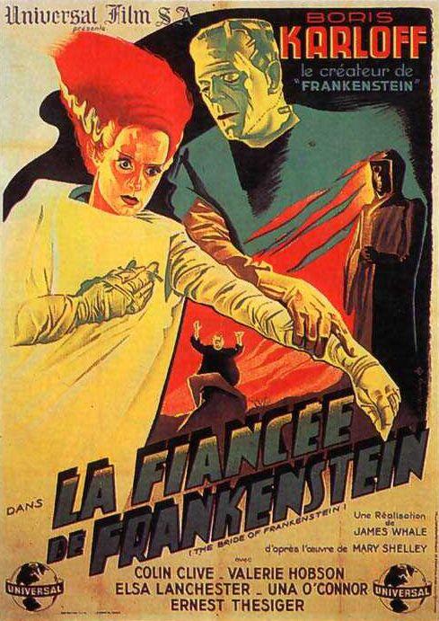 karloff movie poster horrorscience fictionfantasy