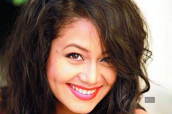 Cute Smile Neha Kakkar