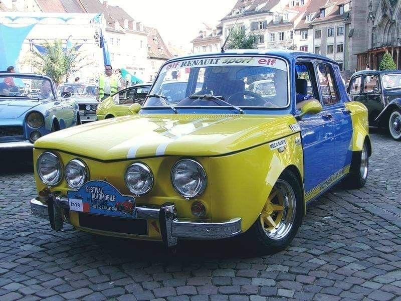 Pin De Leray En Renault 8 R8m S Ts G Carros Clasicos Autos Motos