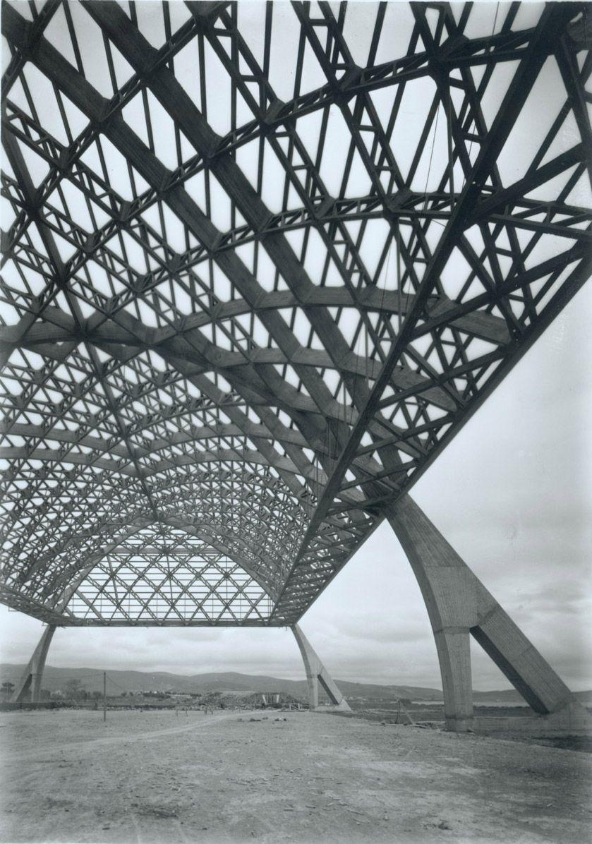 Pier Luigi Nervi Architecture