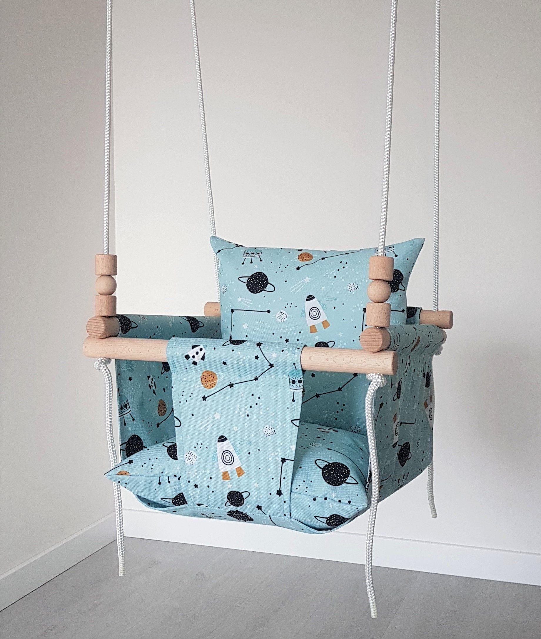 Weatherproof Baby Swing Outdoor Indoor Swing Toddler Swing First