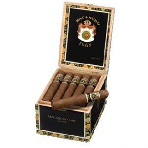 Macanudo 1968 Robusto Cigars - www.TheCigarStore.com