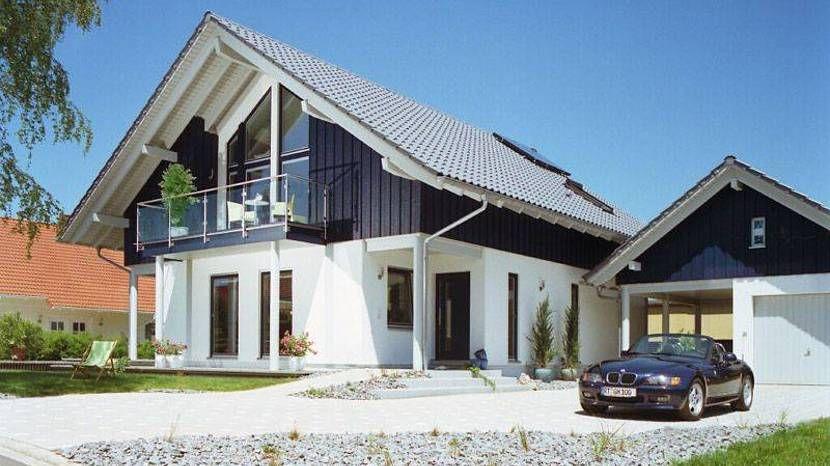 Stadtvilla mit carport und garage  17 mejores ideas sobre Garage Mit Carport en Pinterest | Carport ...