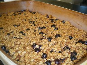 Maple Leaves & Sycamore Trees: Baked Oatmeal