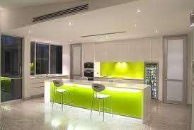 Roundup Neon Green Interiors Green Home Decor Modern Kitchen Design Nyc Furniture