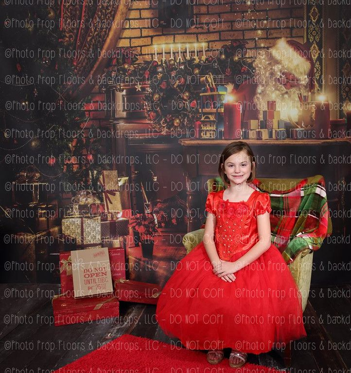 Christmas Photography Backdrop Inspiration With Designs All Available At  Photo Prop Floors U0026 Backdrops, LLC