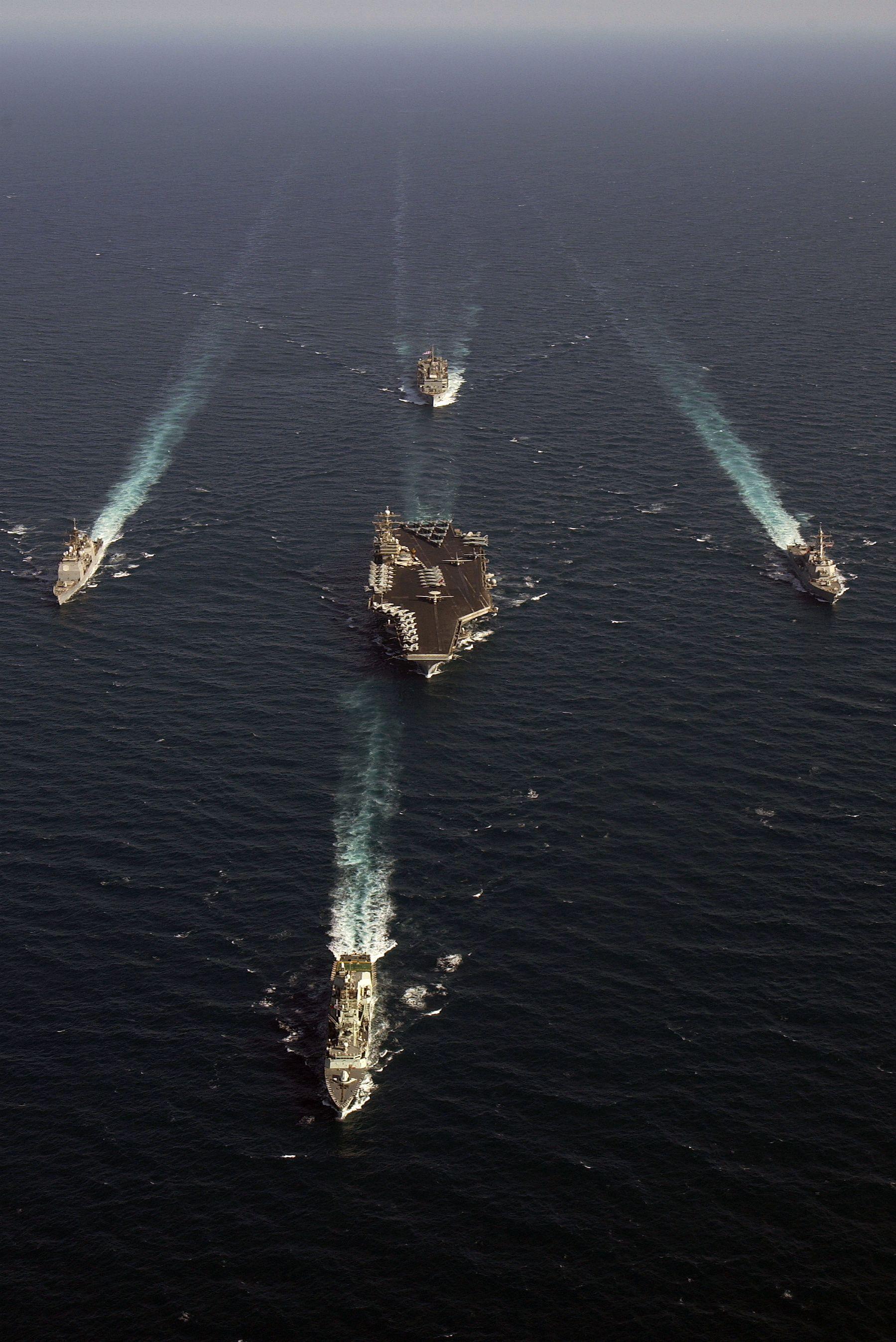 USS George Washington Carrier Strike Group