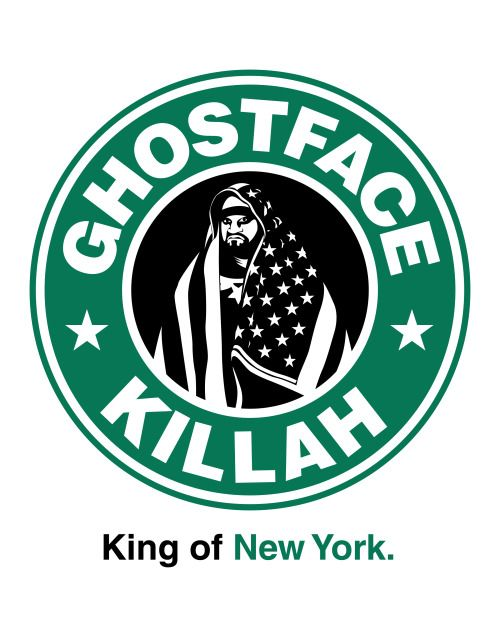 More Additions To My Mashed Up Series Where I Combine Famous Hip Hop Names And Quotes With Well Known Brands And Hip Hop Inspiration Ghostface Killah Ghostface