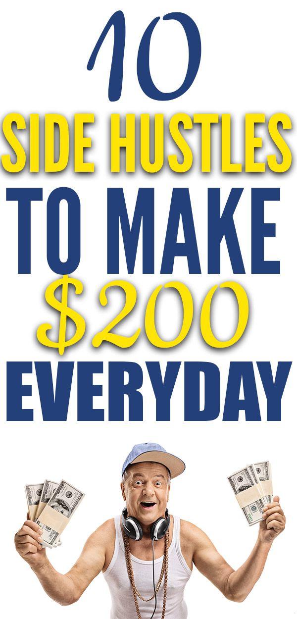 Side Hustles so einfach, dass eine ALTE PERSON sie machen kann!   – Good to know
