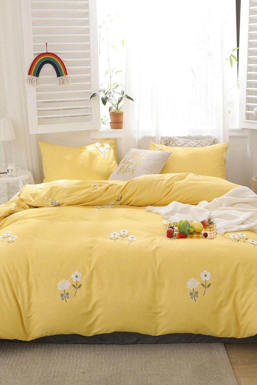 Bedding Sets SHEIN in 2020 Comfy bedding sets, Bed