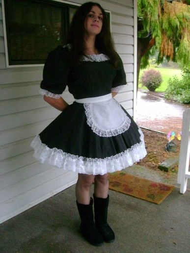 from Kristian gay french maids sissy