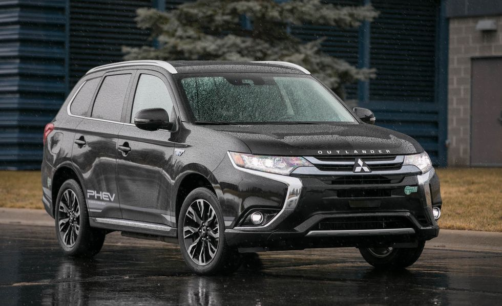 Every New Compact Crossover And Suv Ranked From Worst To Best Mitsubishi Outlander Outlander Phev Mitsubishi Suv