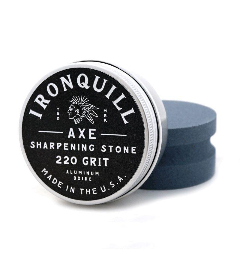 Ironquill Axe Sharpening Stone Sharpening stone, Axe, Stone