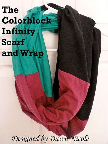 Infinity scarf to-make-someday   DIY clothes   Pinterest