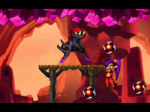 Shantae And The Pirate S Curse All 20 Dark Magic Cacklebat Locations Pirates Dark Cursing