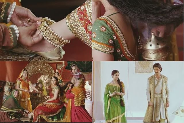 Bollywood Fashion N Beauty: Bridal Beauty And Style: Bollywood Bride