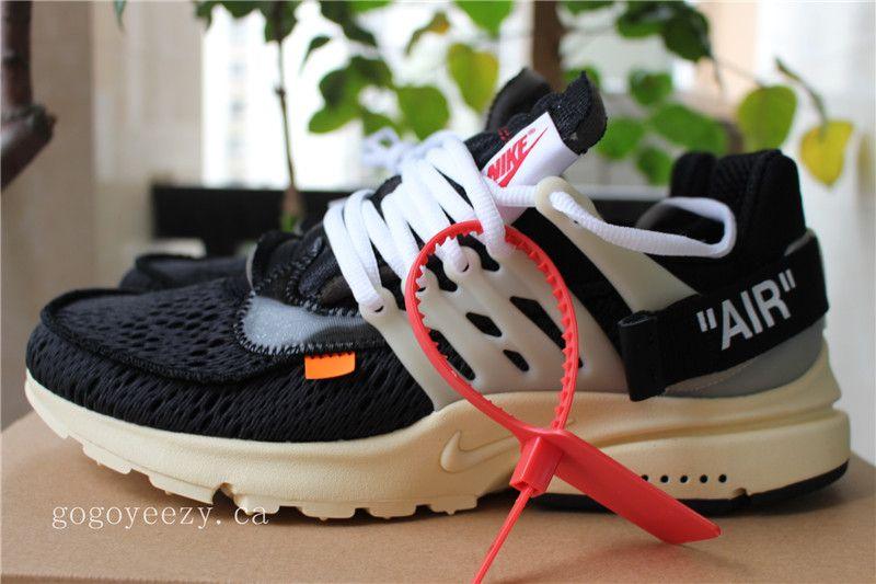 Air Shoes 10 The X Nike White Off Presto Correct Men's qgTnEwO