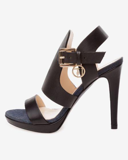 Trussardi Jeans Magassarkú cipő  cde34cc137