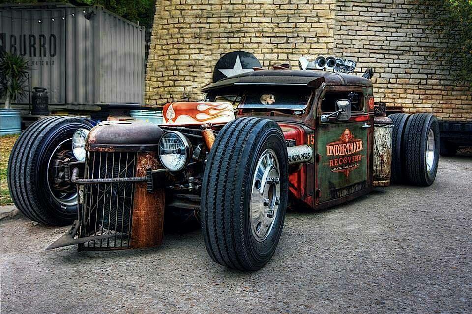 Rat Wrecker | Rat Rods | Pinterest | Rats, Cars and Custom rat rods