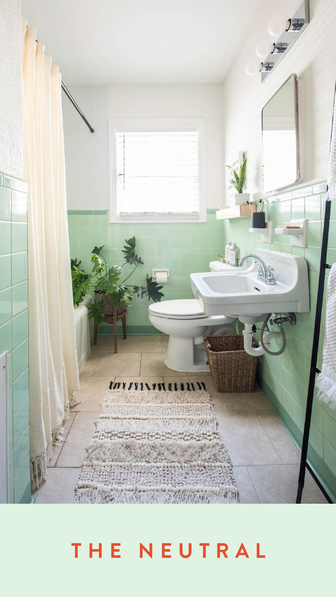 Before After Bathroom Refresh Easy