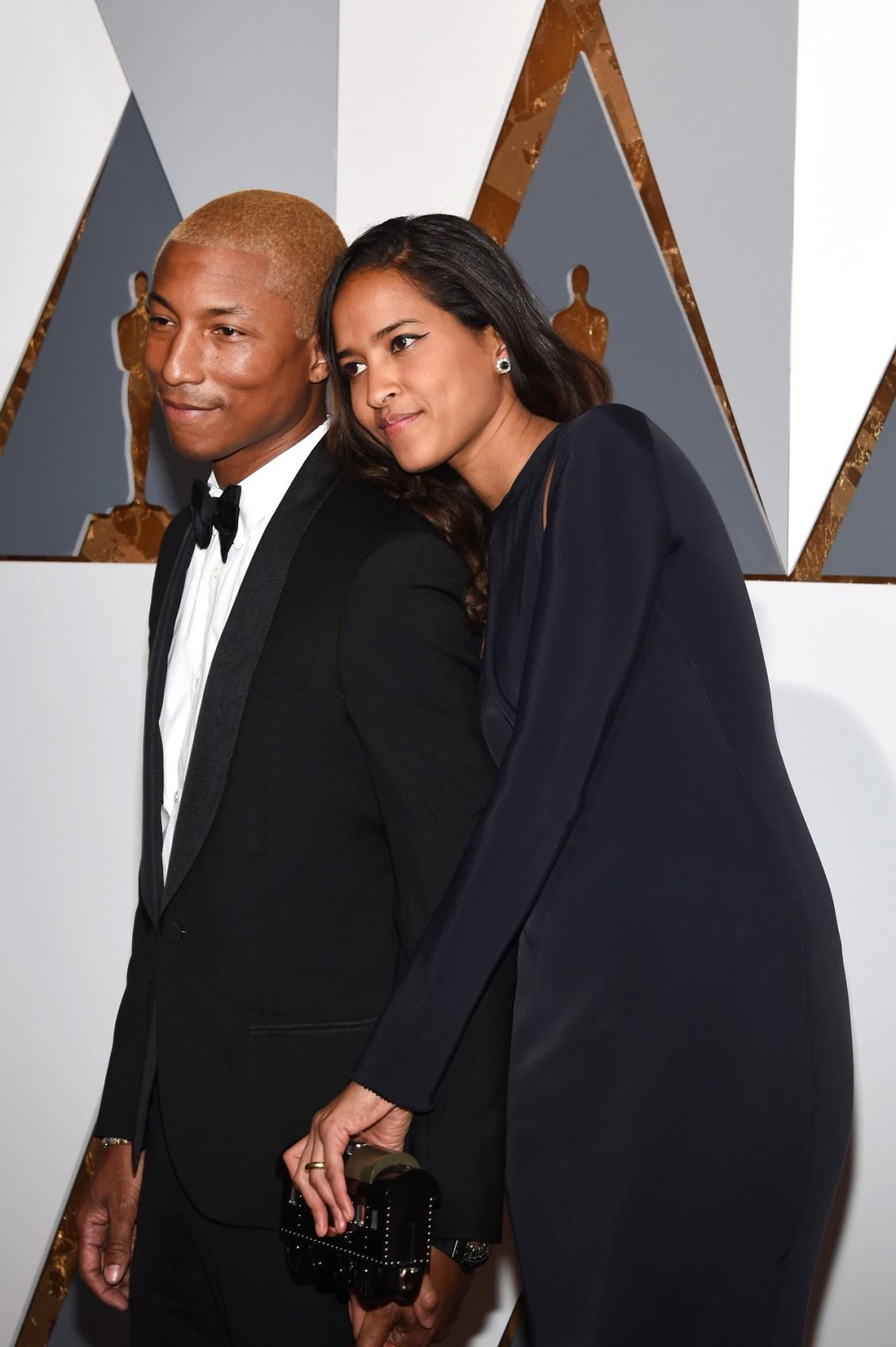 Pharrell Williams welcomes triplets!