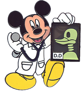 Mickey Mouse is a funny animal cartoon character and the mascot of The Walt Disney CompanyHe was created by Walt Disney and Ub Iwerks at the Walt Disney Studios in 1928 An anthropomorphic mouse who typically wears red shorts large yellow shoes and white gloves Mickey is one of the worlds most recognizable characters Created as a replacement for a prior Disney character Oswald the