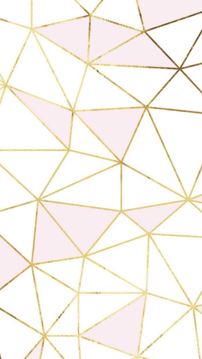 Wallpapers Rose Gold Marble | Plano de fundo branco ...