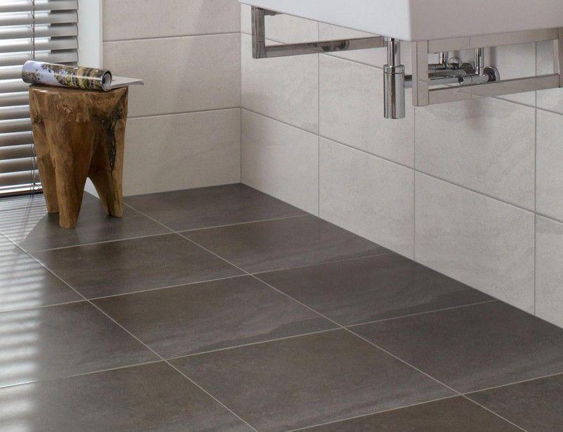 Badezimmer Nur Boden Fliesen Des Images In 2020 Image House
