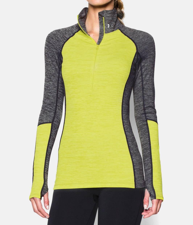 9e178c151e Women's ColdGear® Cozy 1/2 Zip | Under Armour US | Fitness Fashion ...