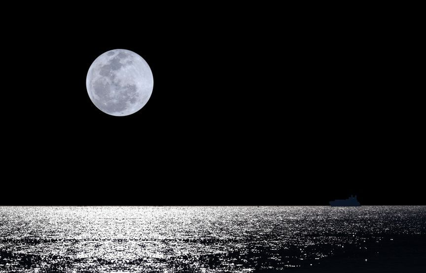 Ritual de la Luna Llena Para la Abundancia