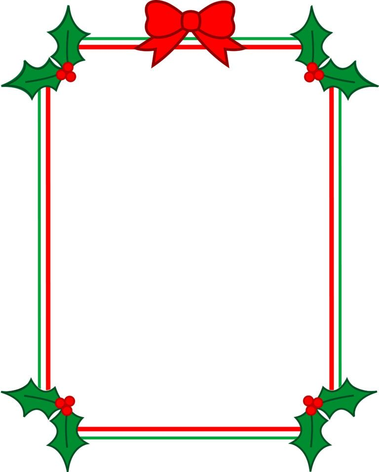 Free Page Borders For Microsoft Word Download Free Clip Art Throughout Word Border Templates Free Downloa In 2020 Free Christmas Borders Christmas Border Page Borders