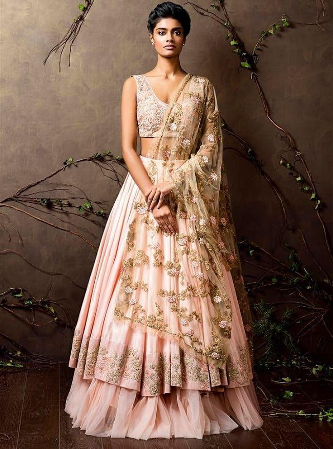 100 Latest Designer Wedding Lehenga Designs for Indian Bride ...