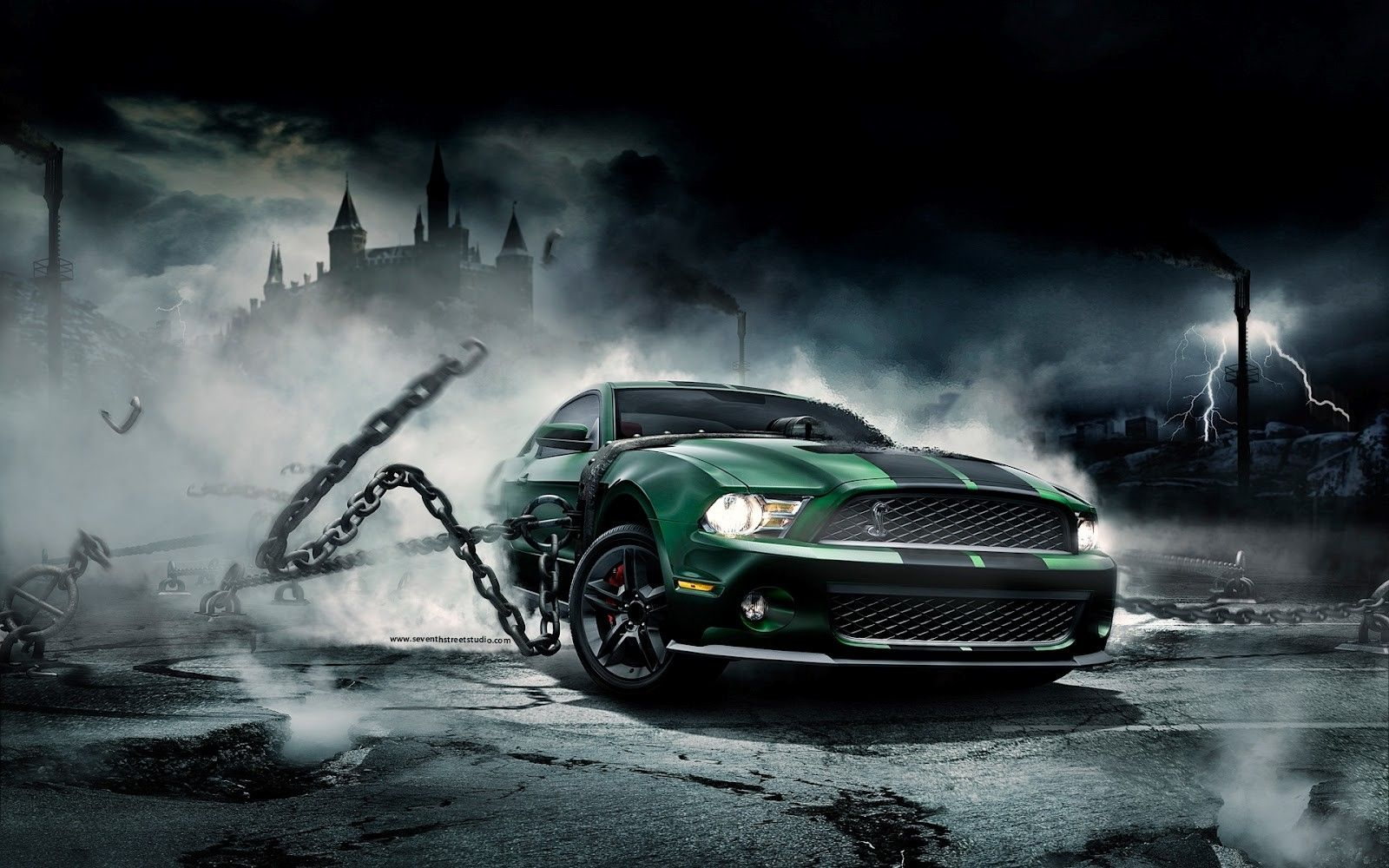 Hd Wallpapers For Pc With Images Ford Mustang Wallpaper