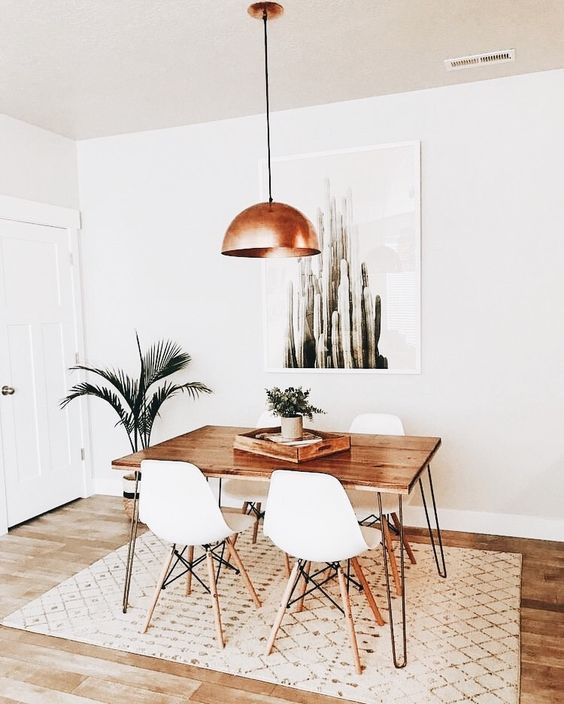 Home Tour: A Minimalist Interior Design Project By Laura