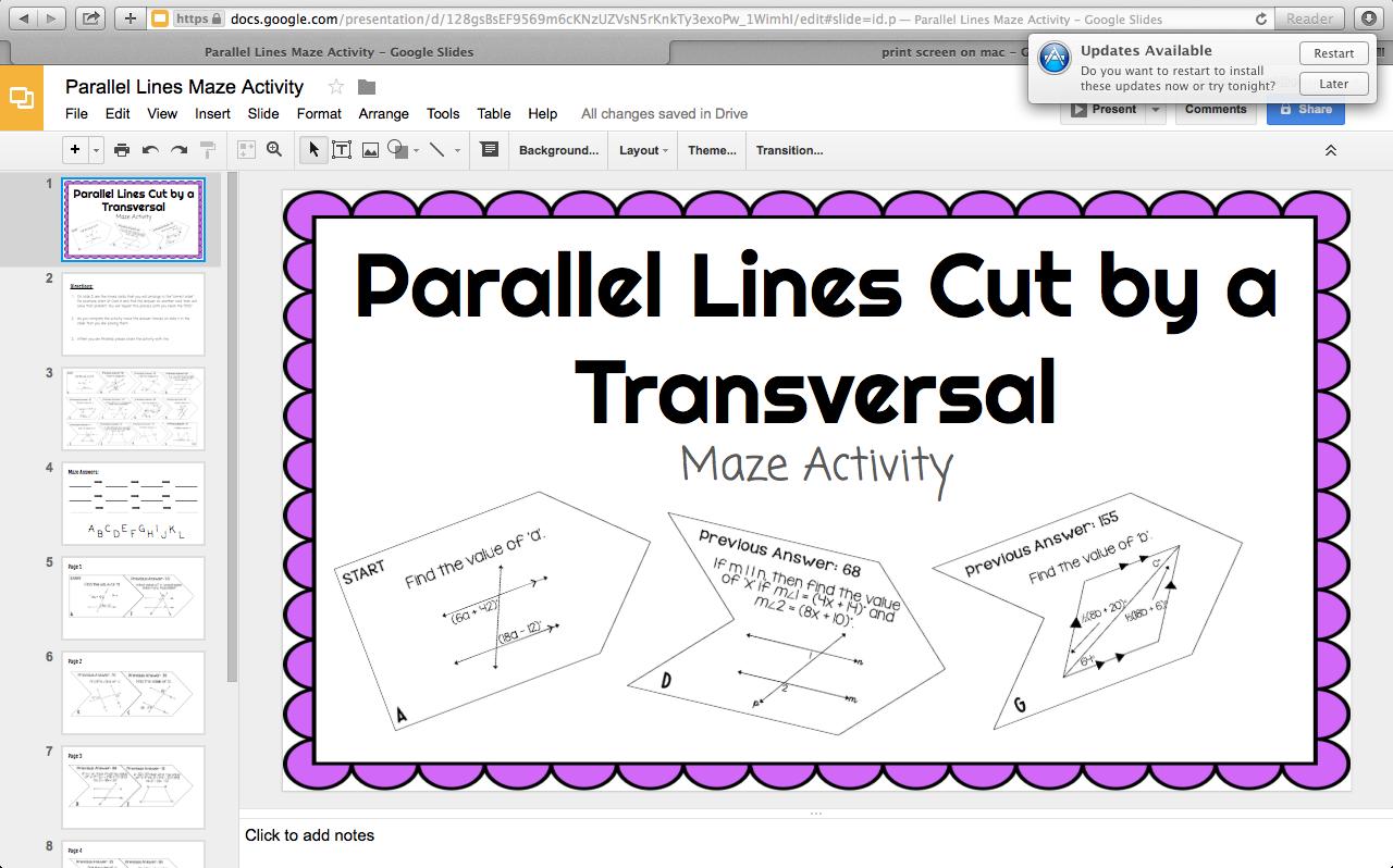 Pin On Geometry Class Activities
